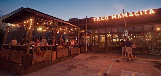 Taco Mamacita Chattanooga Tn Restaurant Mexican Flare