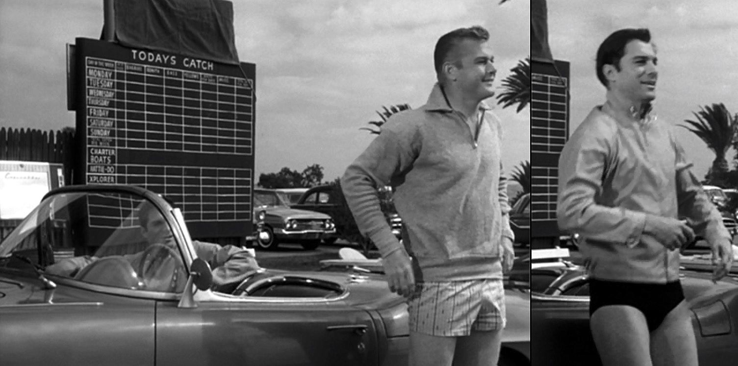 martin milner and george maharis in route 66 (1960-63) | 1960's tv