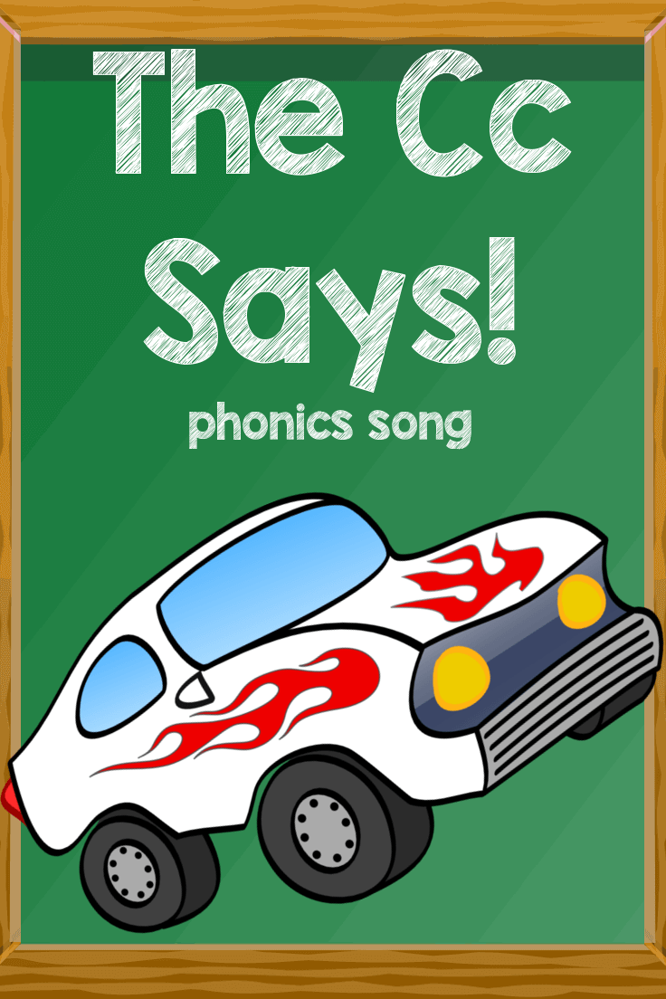 Phonics Song For The Letter Cc! #literacycenters #alphabet ...