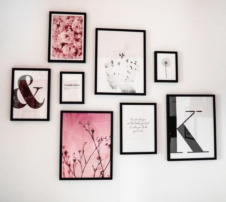 So machst du mehr aus deiner Wohnung mit Desenio* – Seven & Stories #firstapartment