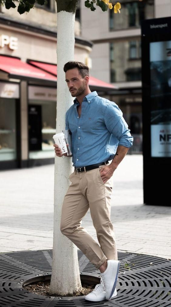 8f4f0cd0ab 21 Dashing Formal Outfit Ideas For Men | Chicas | Fashion, Sneakers ...