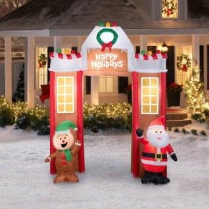 Walmart Christmas Clearance Inflatable Christmas Decorations Outdoor Inflatable Christmas Decorations Outdoor Christmas Decorations