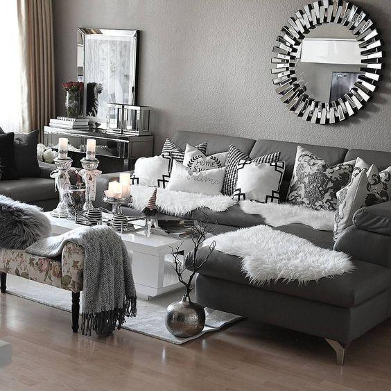 pinterest bellaxlovee ✧☾ déco/astuces/chambres/salle de bain - Decoracion De Interiores Salas