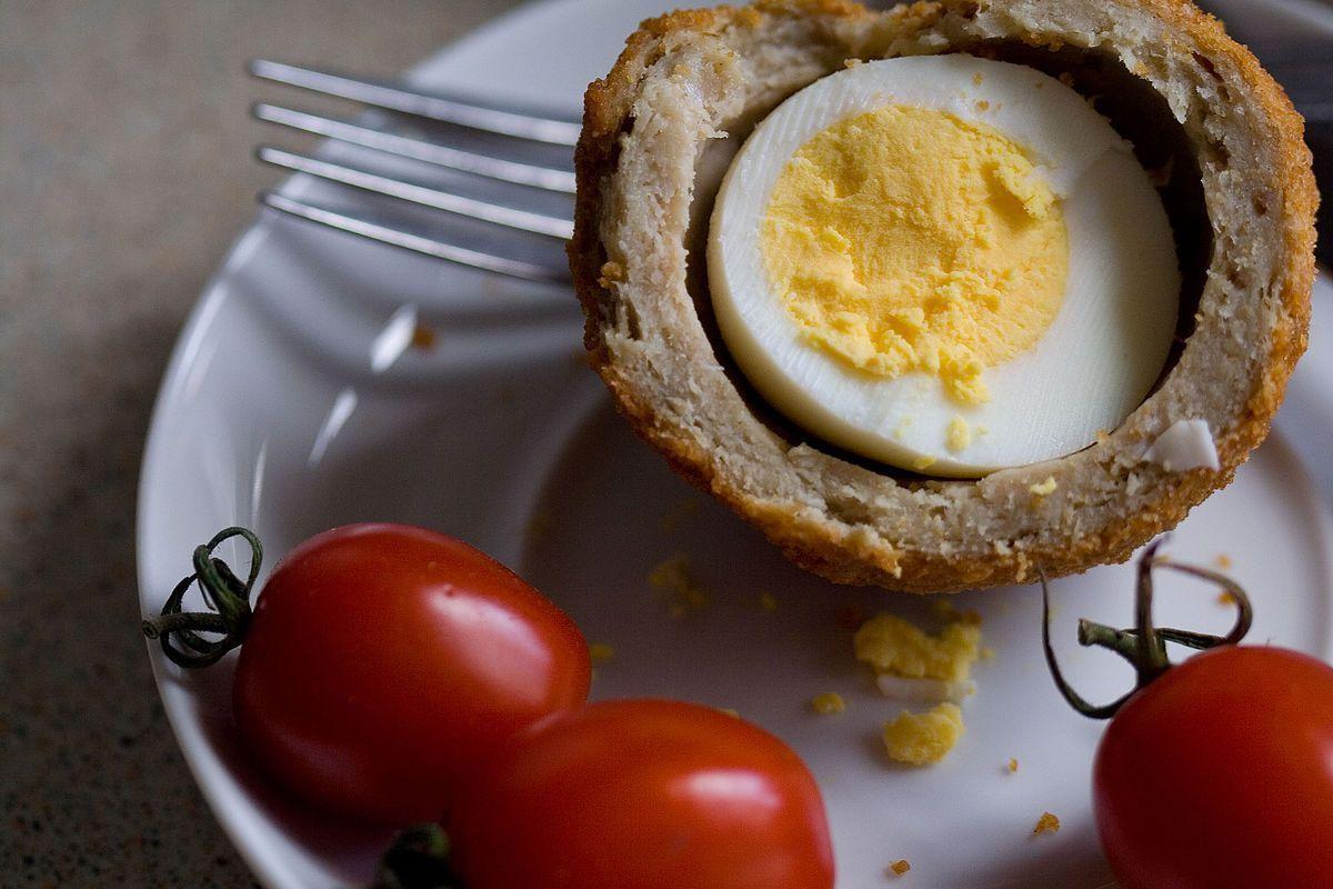 Scotch egg - Wikipedia #scotcheggs Scotch egg - Wikipedia #scotcheggs Scotch egg - Wikipedia #scotcheggs Scotch egg - Wikipedia #scotcheggs