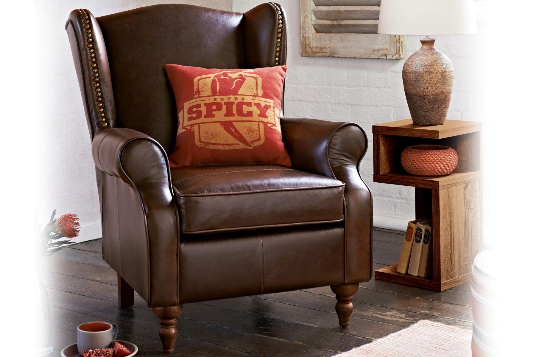 Next Sherlock Leather Armchair | Sitting Room | Pinterest ...