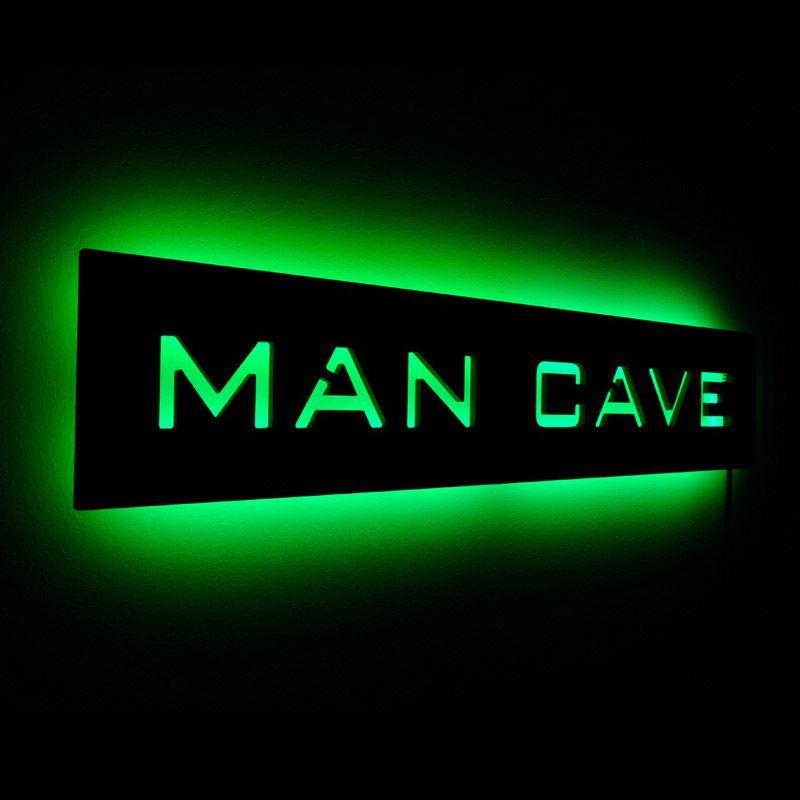 Led Garage Lights Sam S Club: Home → Halos → Man Cave Sign