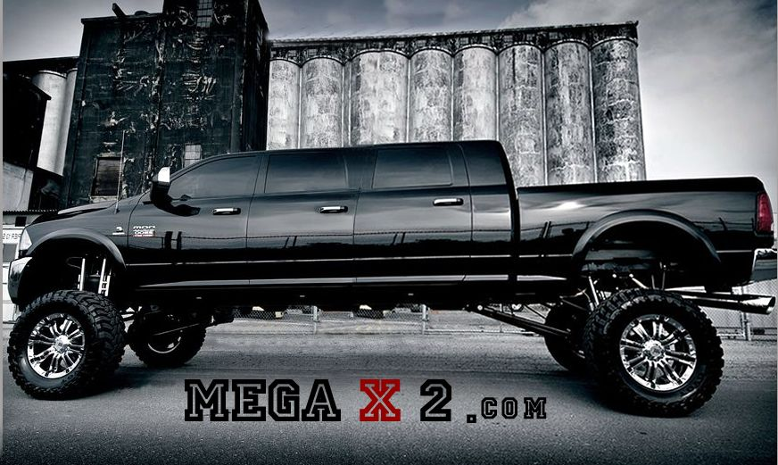 Check Out This 6 Door Dodge Ram