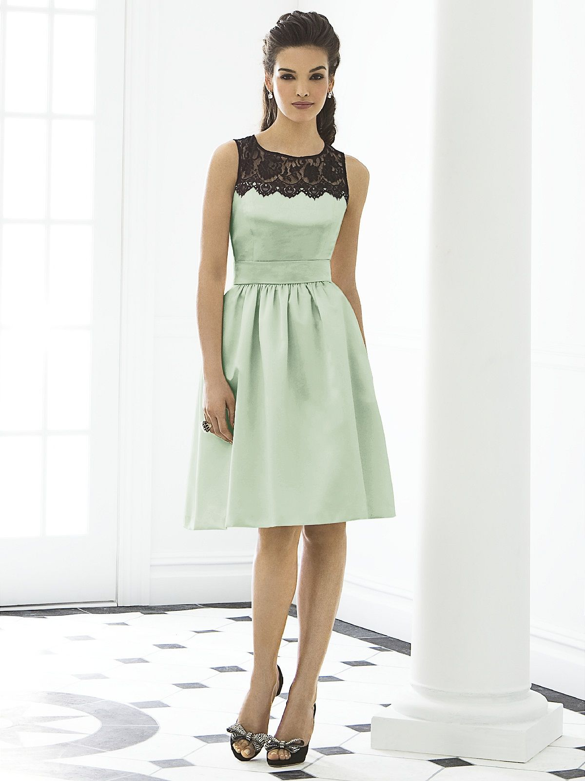 After six bridesmaid dress mint bridesmaid dresses black