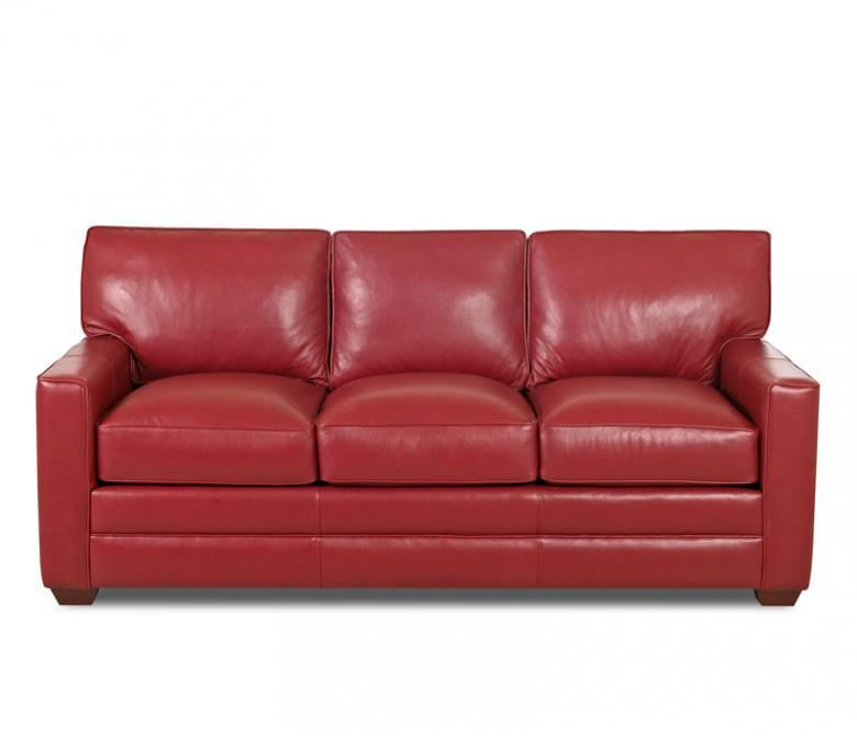 The Patrice Leather Sofa Set