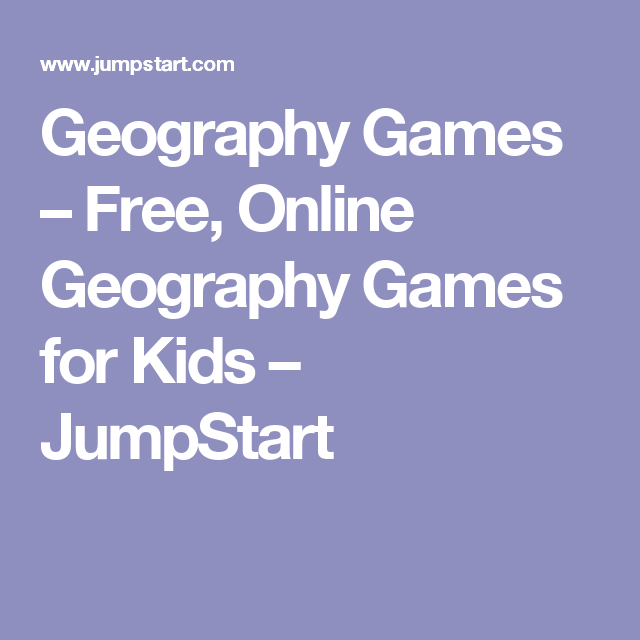 Geography Games Free Online Geography Games For Kids - Free geography games