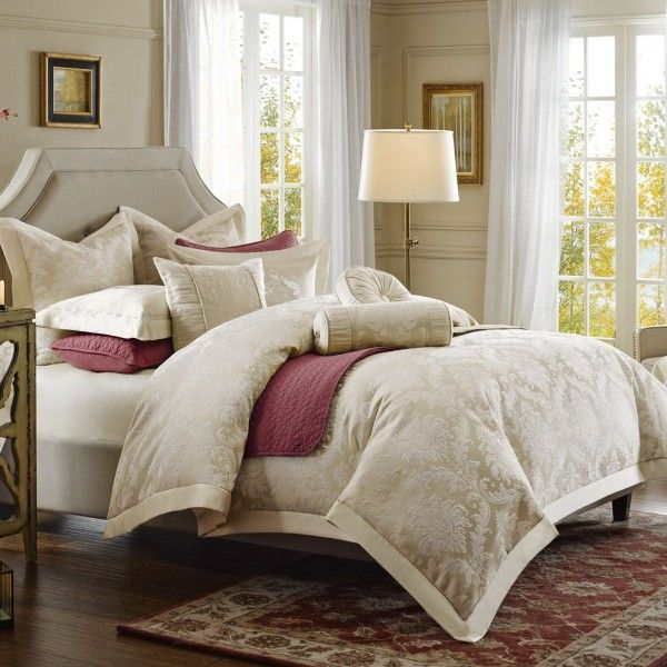 Hampton Hill Candlelight Comforter Set - Multi #comforterset #bedding #bedroom #homedecor