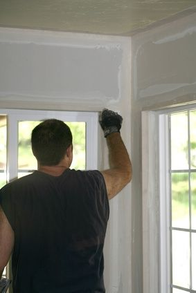 Drywall Repair After Removing Wallpaper Liner | For the Home | Home panel, Mobile home makeovers ...