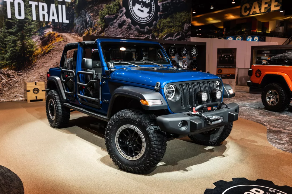 2020 Jeep Wrangler Jpp Limited Edition Boasts A Catalog Of Mopar