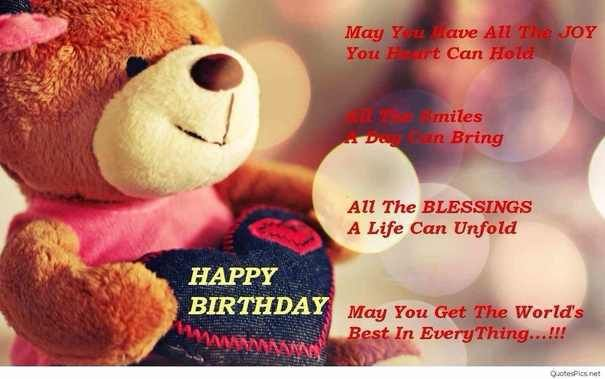 Emotional Birthday Wishes Messages for Best Friend Female Happy – Emotional Birthday Cards