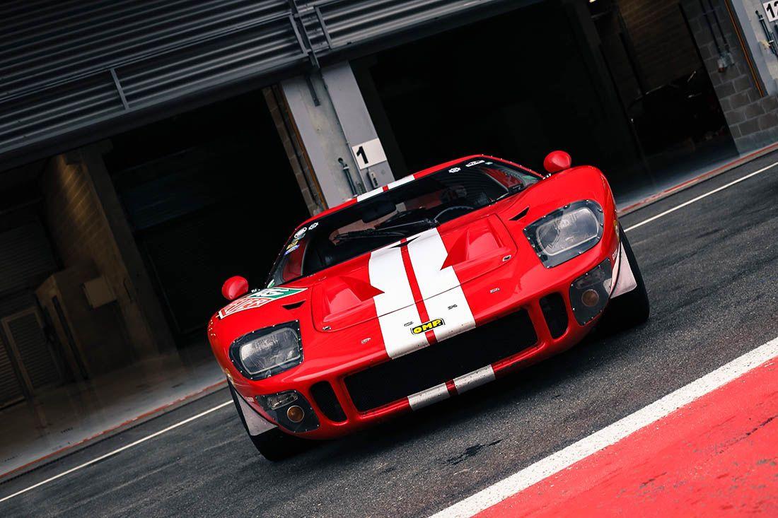 Photo Murale Ford GT4O