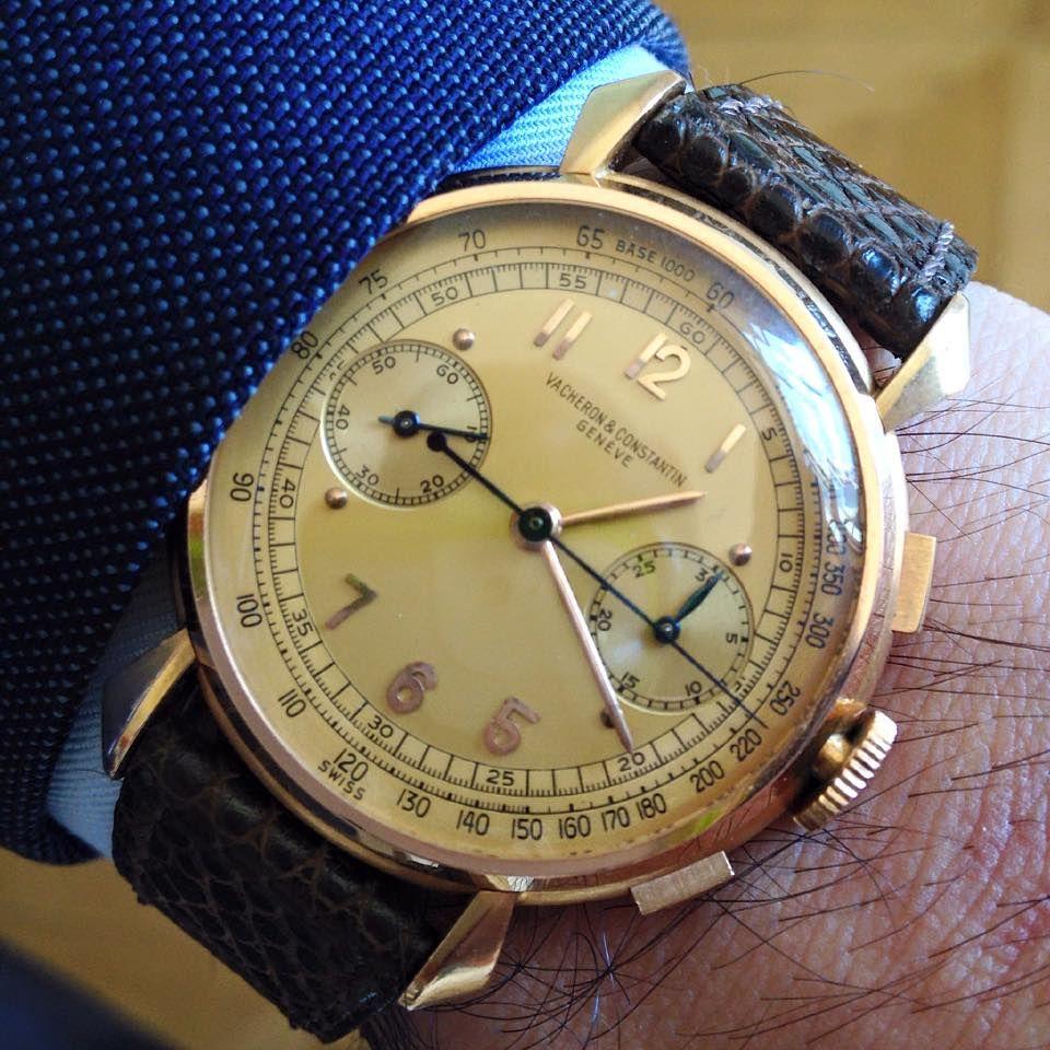 vintage Vacheron Constantin Ref 4178