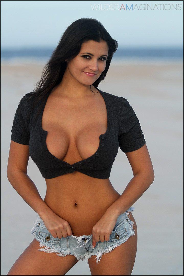 Metart chica bikini