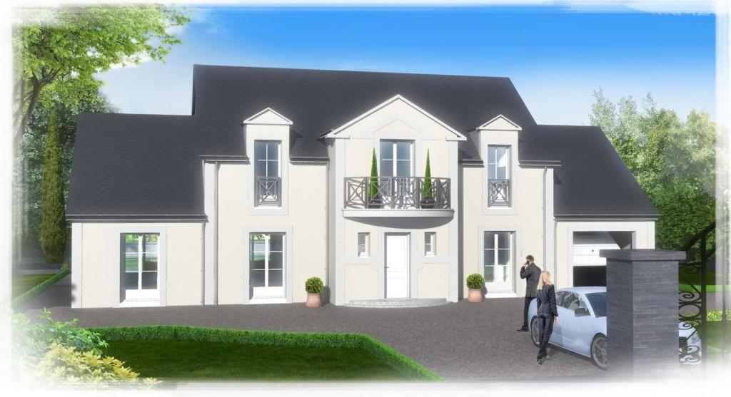 Plan de maison en ligne finest fabulous fascinante plan for Terrain plus maison a construire