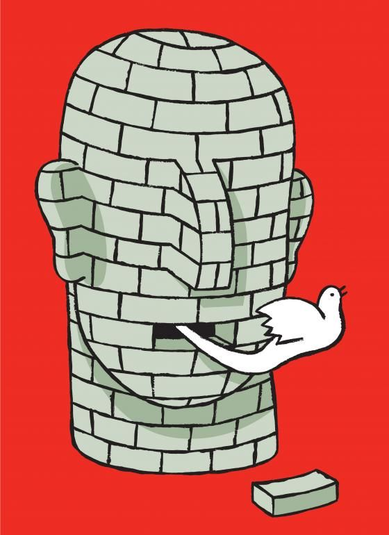 Frank Arbelo Freedom Of Expression  Poster  Bolivia
