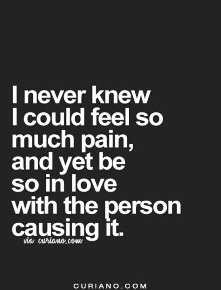 depression causing breakup