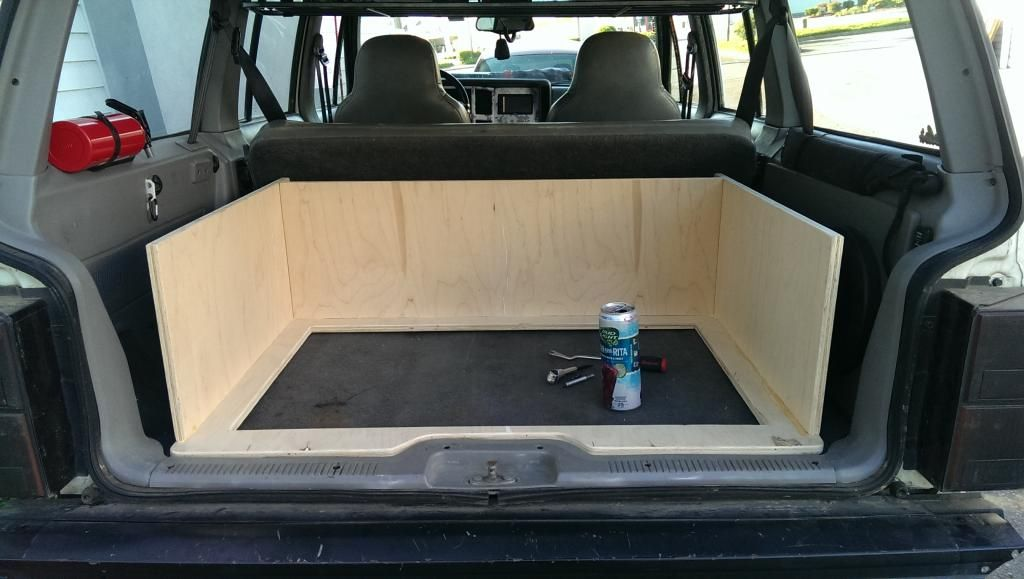 Expedition Rig Build Out Jeep Cherokee Forum Jeep Wj Jeep