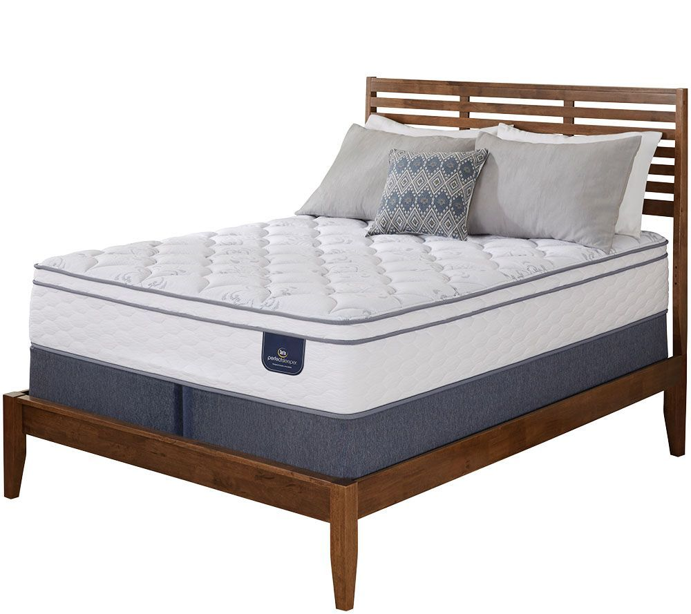 serta perfect sleeper freeport eurotop cal kg mattress set
