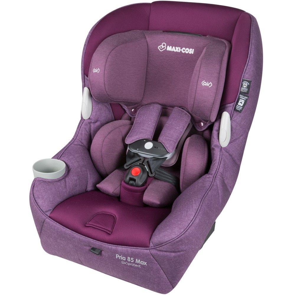 Maxi-Cosi Pria 85 Air Convertible Car Seat in Passionate Pink Brand New!!