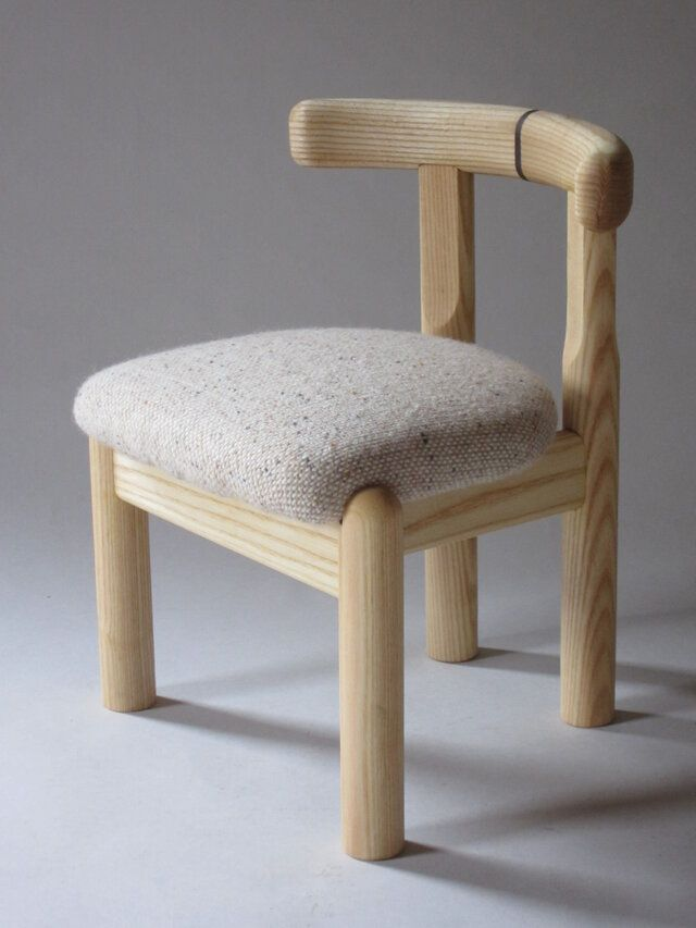 Photo of 子供椅子■NAGY 09-OKO・32■ W278xD272xH355(SH215)   iichi ハンドメイド・クラフト作品・手仕事品の通販