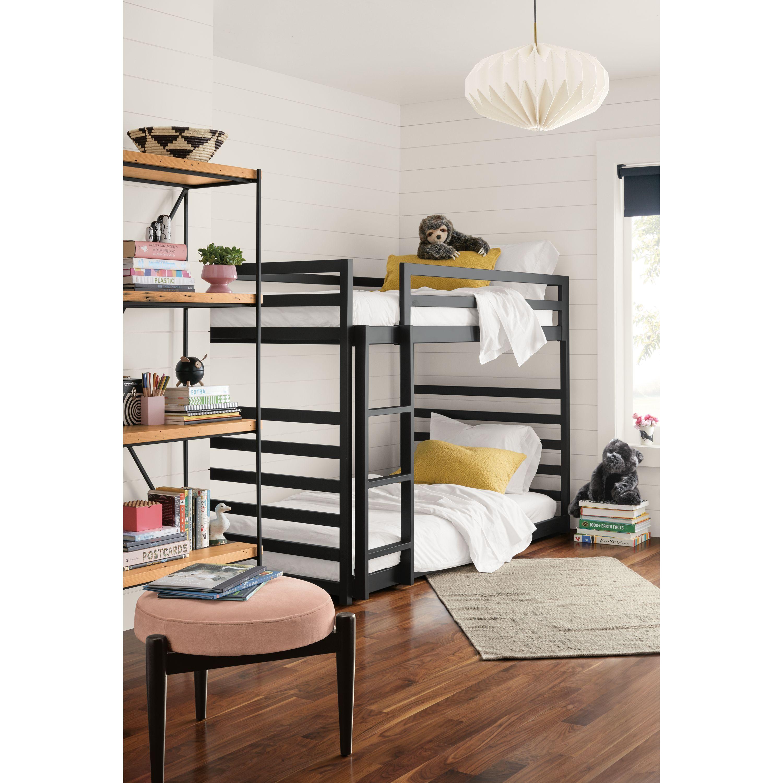 Fort Bunk Beds Modern Bunk Beds Loft Beds Modern Kids Furniture Room Board In 2020 Modern Bunk Beds Cool Bunk Beds Kid Beds