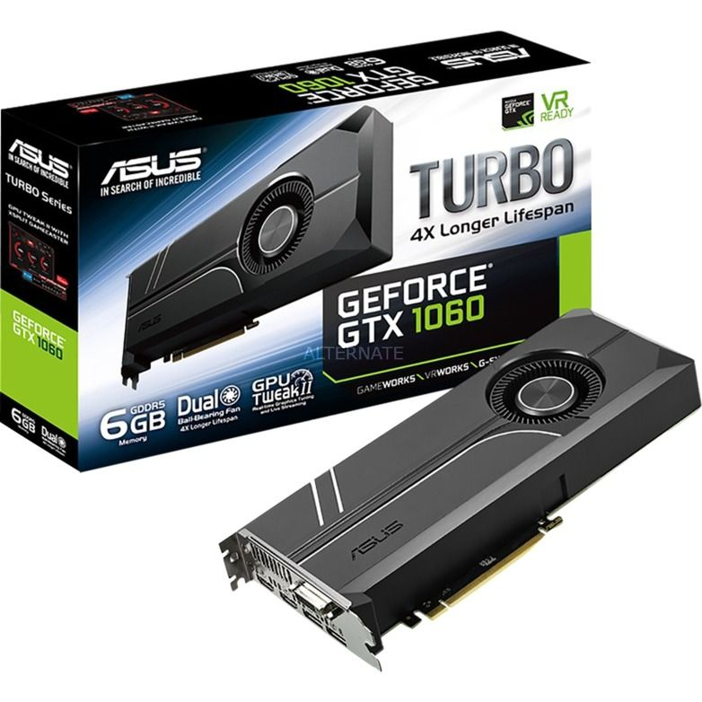 Geforce Turbo Gtx 1060 Carte Graphique Carte Graphique Pc
