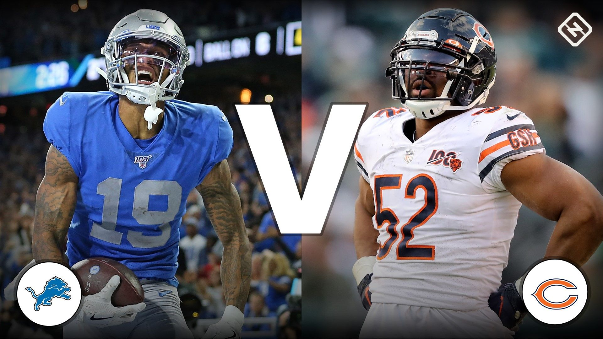 What Channel Is Bears Vs Lions On Today Schedule Time For Thanksgiving Game National Football League News The First Of Nfl News Today S Schedule Football
