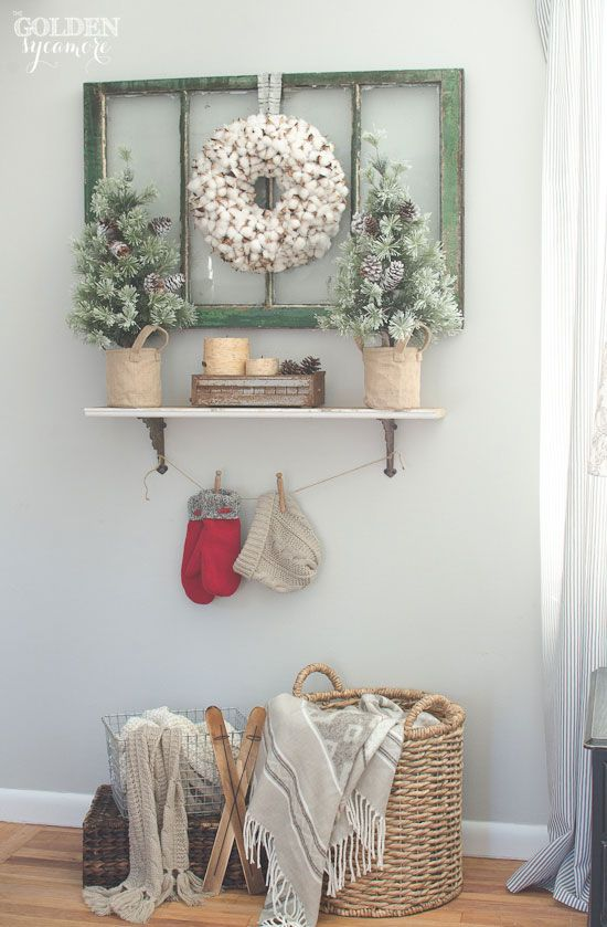 Cozy Winter Farmhouse Style The Golden Sycamore For The