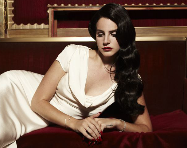 Lana Del Rey Vintage Hairstyles Beauty Icons