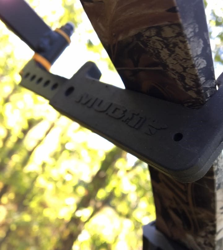 Hooks, hangers, ropes, umbrellas, backpack straps, and so much more... If you need it in the stand, we've probably got it right here!! #Muddy bit.ly/Muddy_Accessories