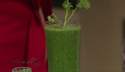 Drinkable Health: Green Drinks