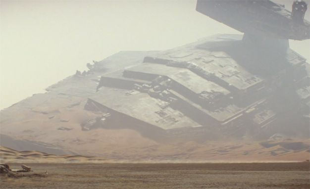 Sounds Legit -- Craigslist Ad of the Day Is for Used Imperial Star Destroyer – News – Car and Driver | Car and Driver Blog