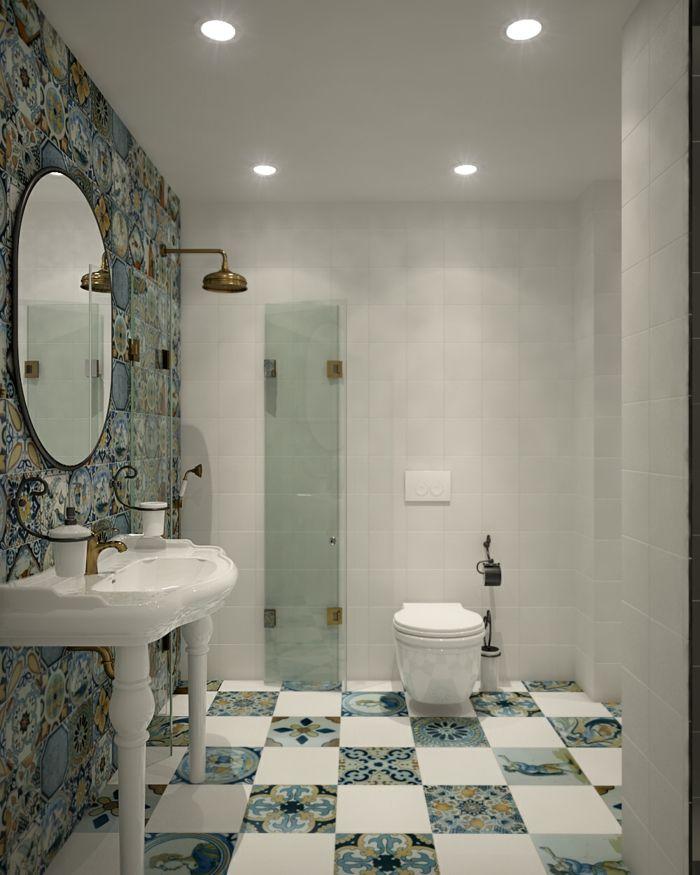 badfliesen bad einrichten bad fliesen ideen kleines Bad Pinterest - kleines badezimmer fliesen ideen