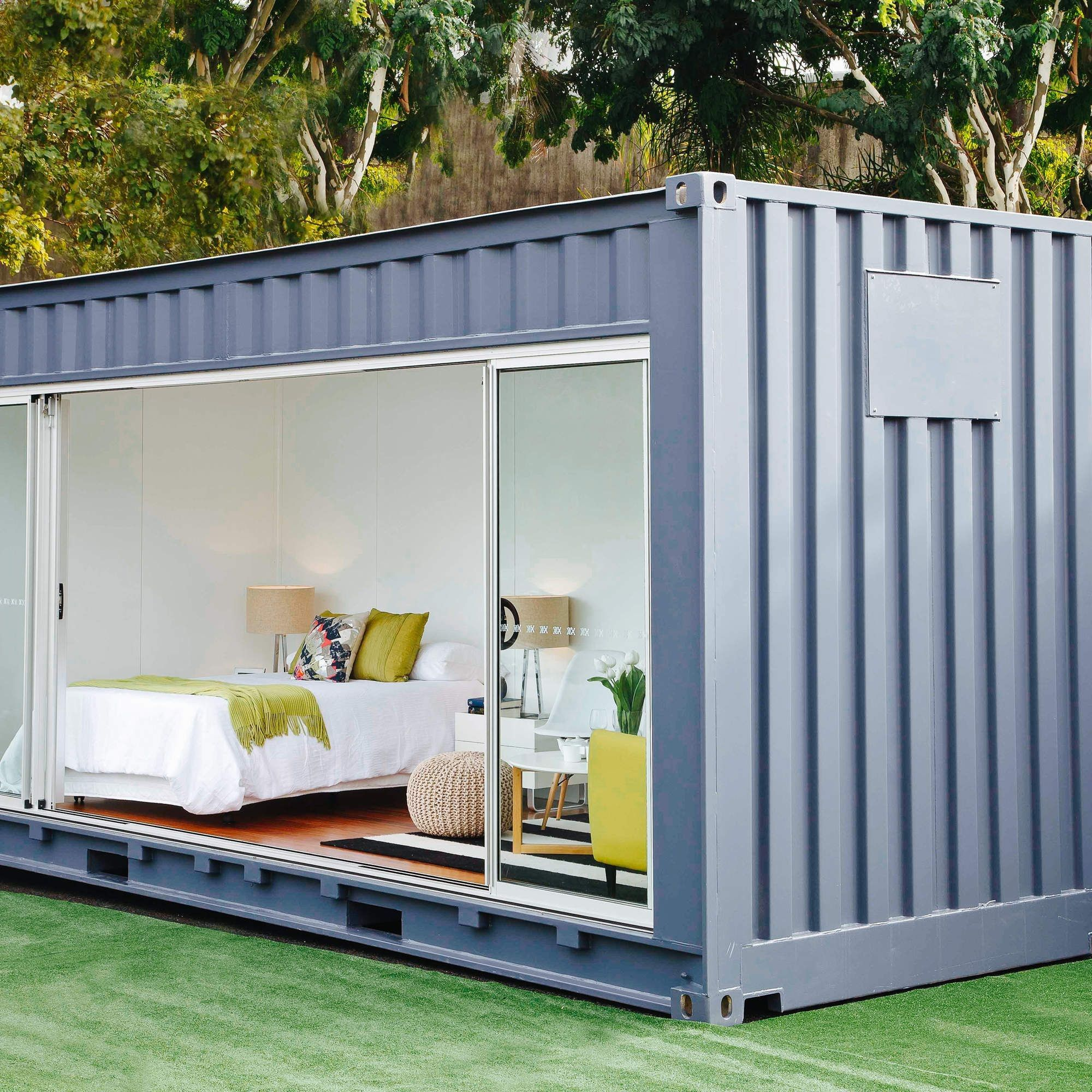 Container House - 20 Cool As Hell Shipping Container Homes - Who ...