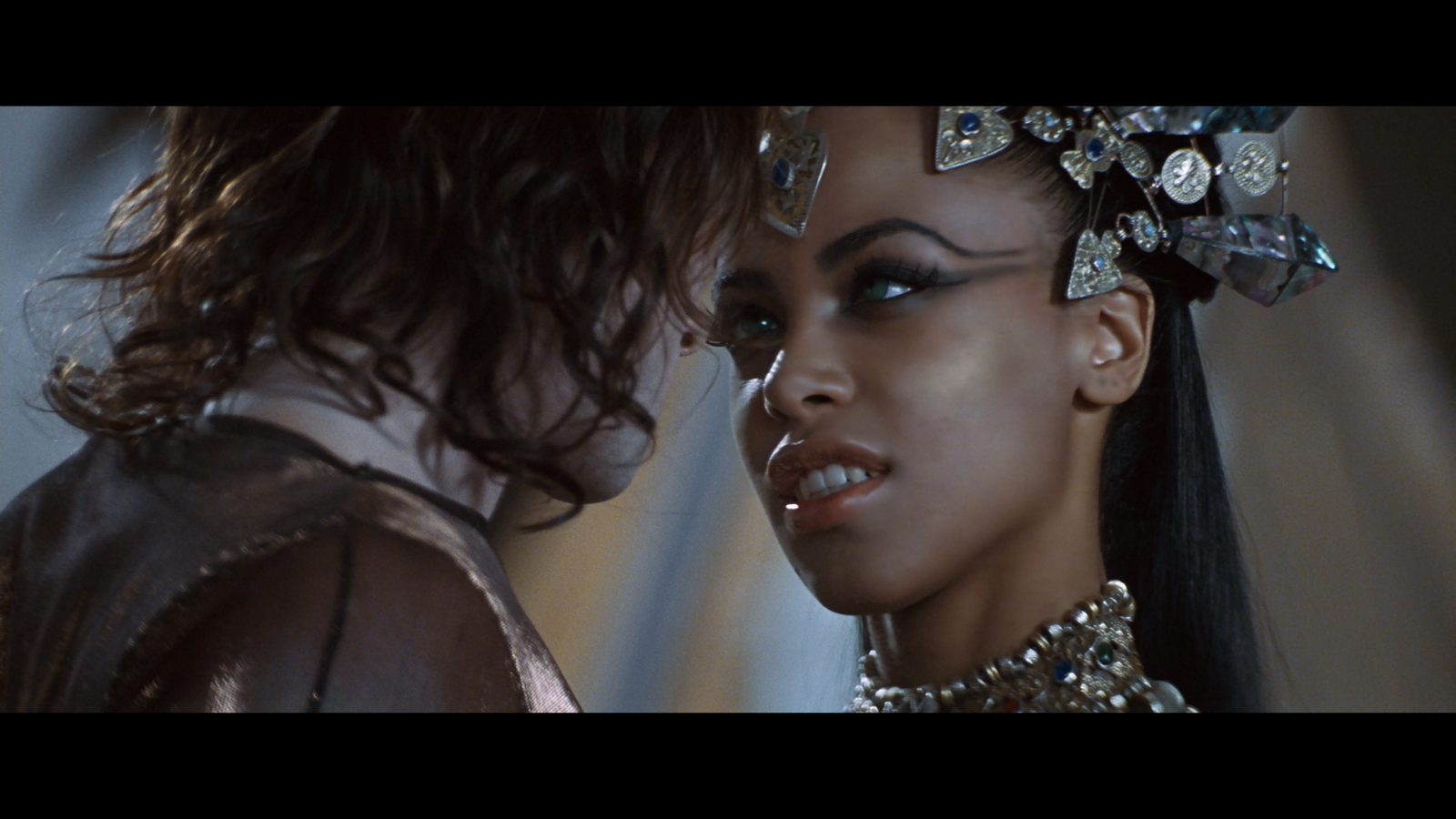 Queen Of The Damned Akasha Makeup Tutorial Queen Of The Damned