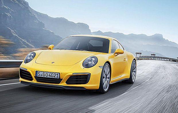 É em Portugal que a Porsche vai apresentar o seu ícone