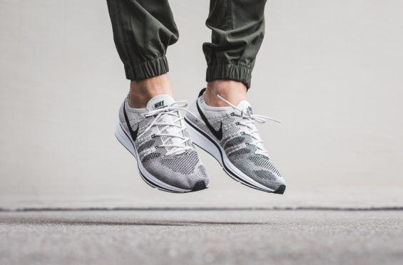 Nike Flyknit Trainer 'Pale Grey