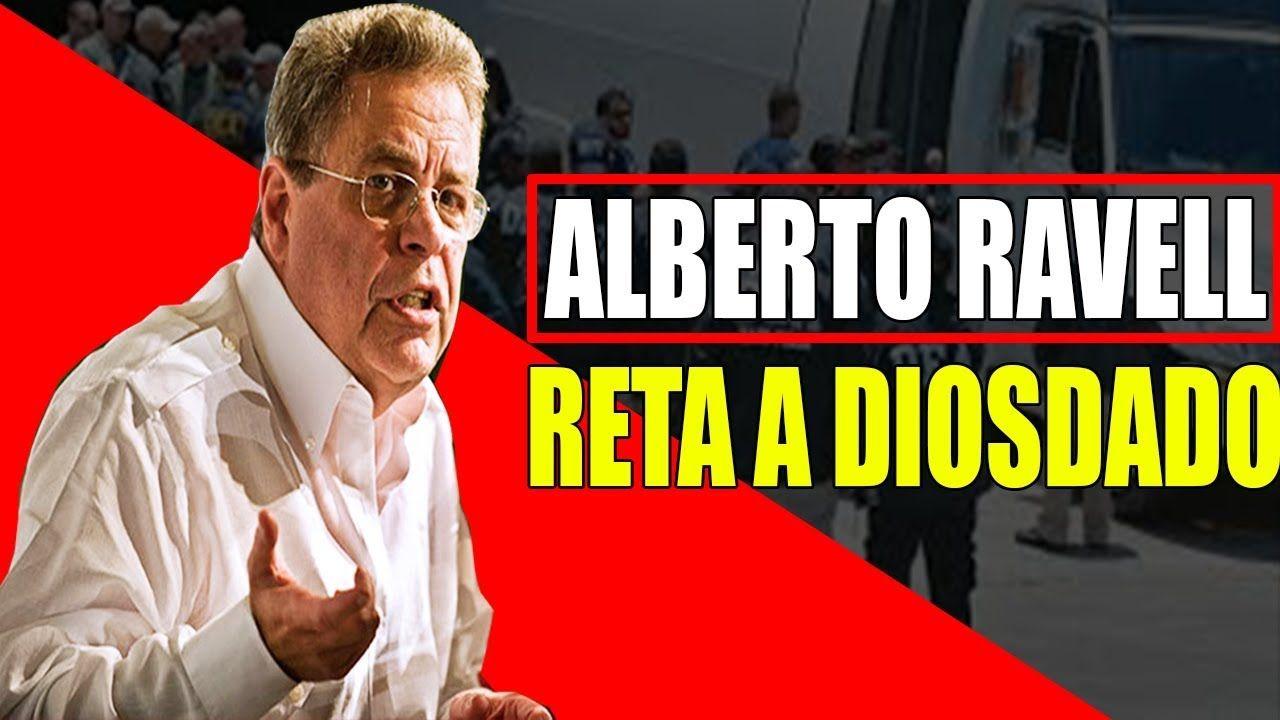 El Reto De Alberto Ravell A Diosdado Que No Aceptara Youtube Noticias Internacionales Acepta