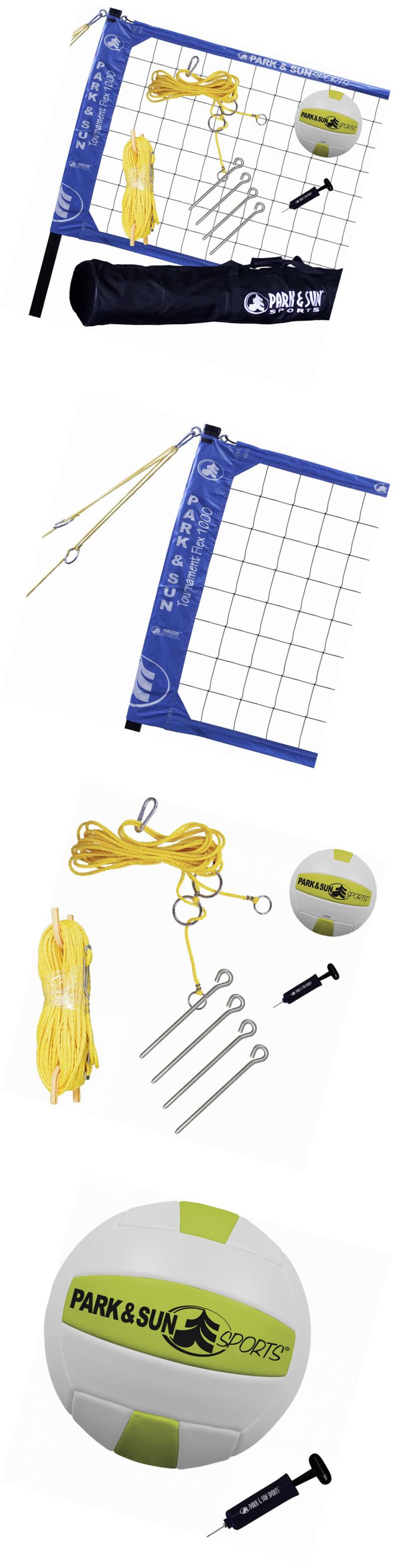 nets 159131 park and sun sports tournament flex 1000 portable