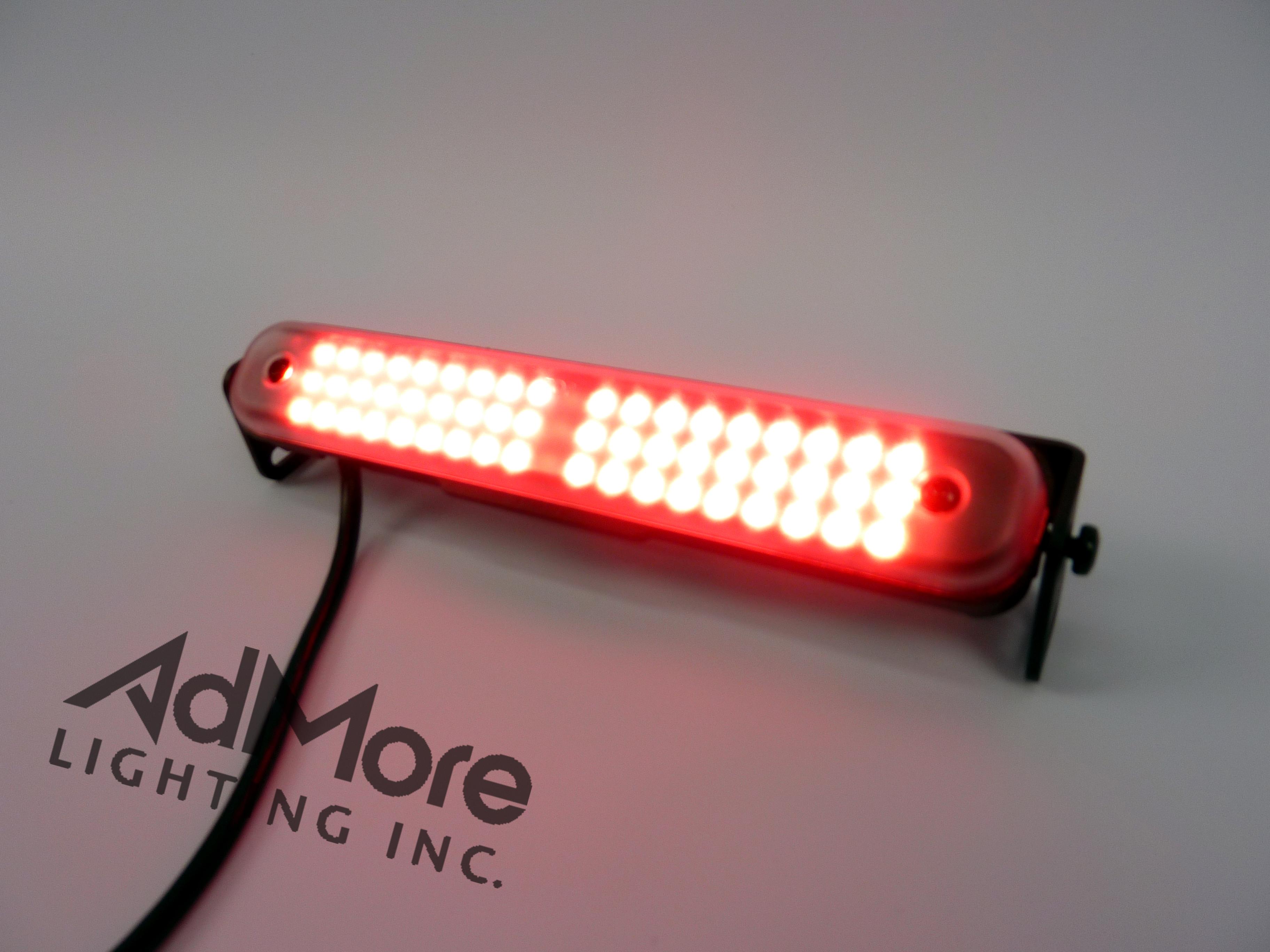Motorcycle Deceleration Light Bar Admore Lighting Inc Bar Lighting Strobe Lights Lighting Inc