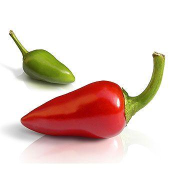 Los chiles/chilis destacan por tener un sabor muy picante, tienen más vitamina C que muchos cítricos y es un buen anticoagulante bueno para la sangre.