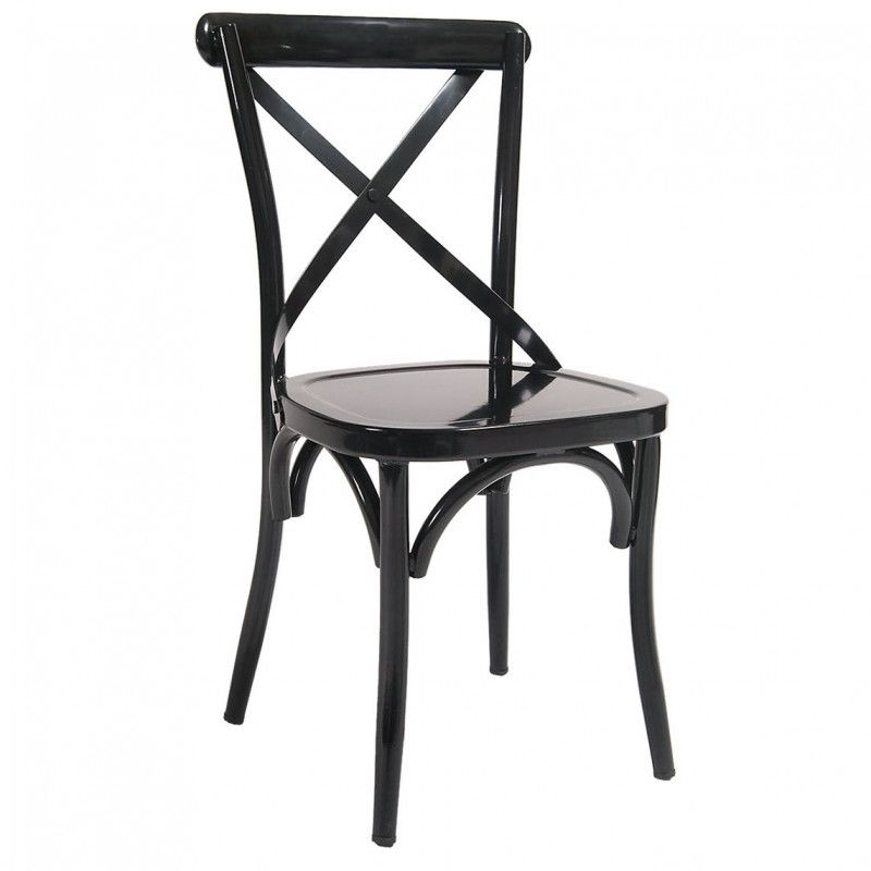 classic x back metal chair in 2019 tables and barstools metal rh pinterest com