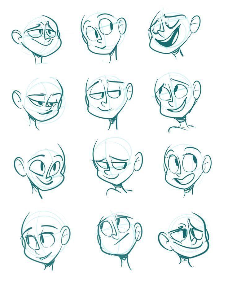 Gesichter, Animationen, Zeichnungen auch! - #Animationen #auch #cartoon #Gesichter #Zeichnungen #drawings #art #disneykitchen