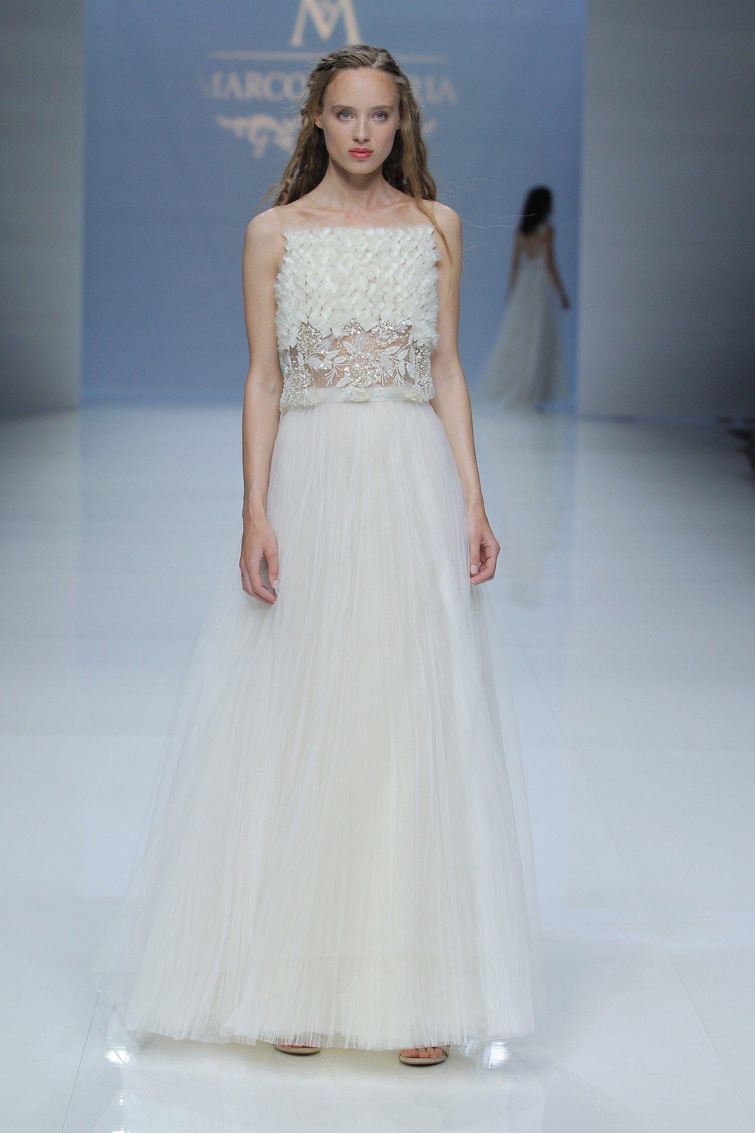 Marco & María 2019: Los vestidos más lindos ¡aquí y ahora!
