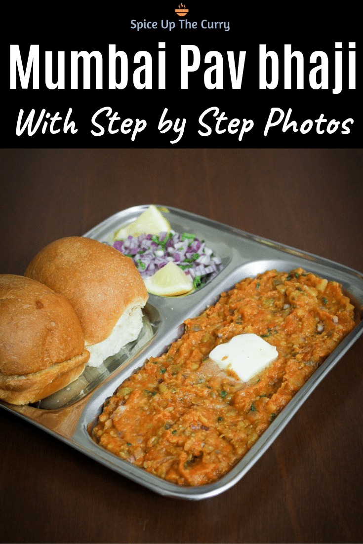 Pav Bhaji Recipe How To Make Pav Bhaji Mumbai Pav Bhaji Recipe Recipe Pav Bhaji Bhaji Recipe Veg Dinner Recipes