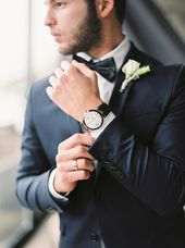 Details of the image of the groom. Watches the groom. Photographer:...,  #details #Groom #Image #photographer #Watches #weddingdetailsgettingready